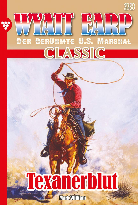 William Mark D. Wyatt Earp Classic 38 – Western