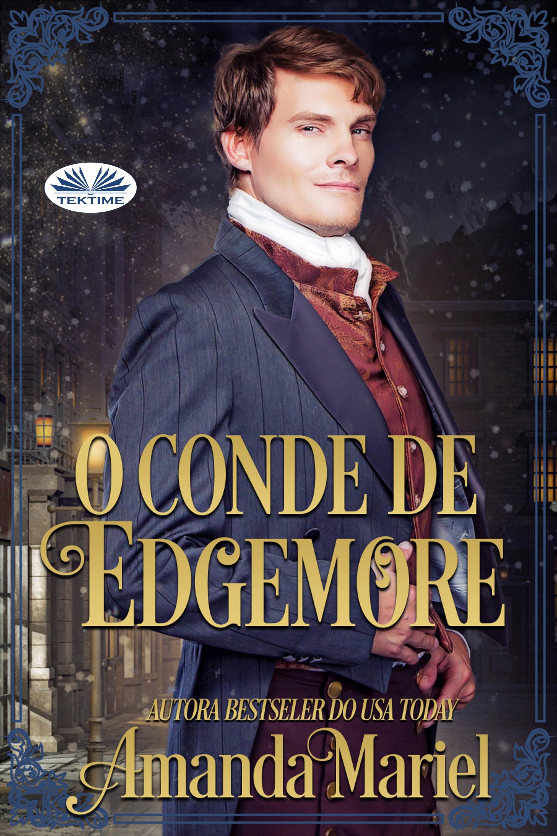 Amanda Mariel O Conde De Edgemore amanda mariel il conte di edgemore