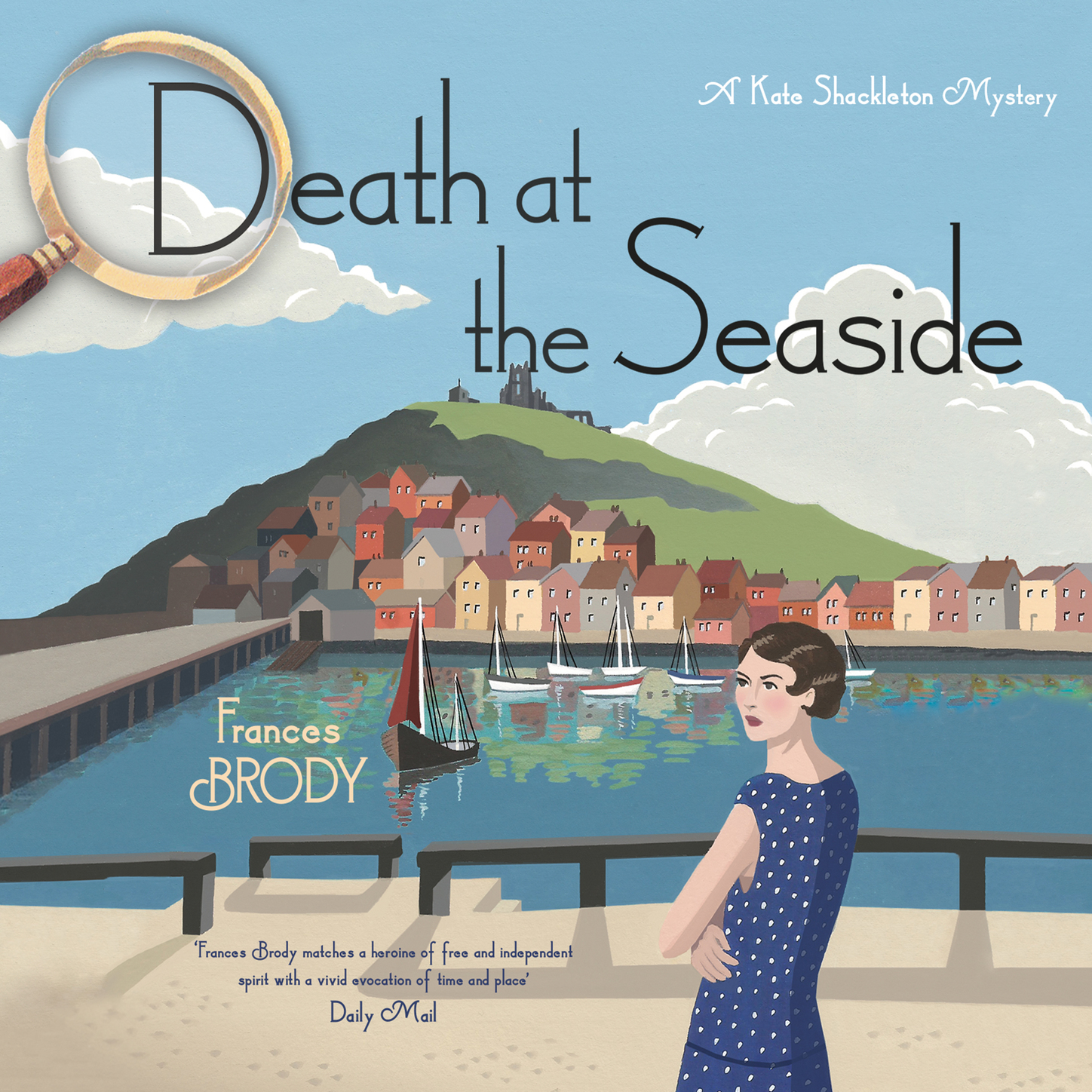 Frances Brody Death at the Seaside - Kate Shackleton Mystery, Book 8 (Unabridged) jennifer brody the united continuums the continuum trilogy book 3 unabridged