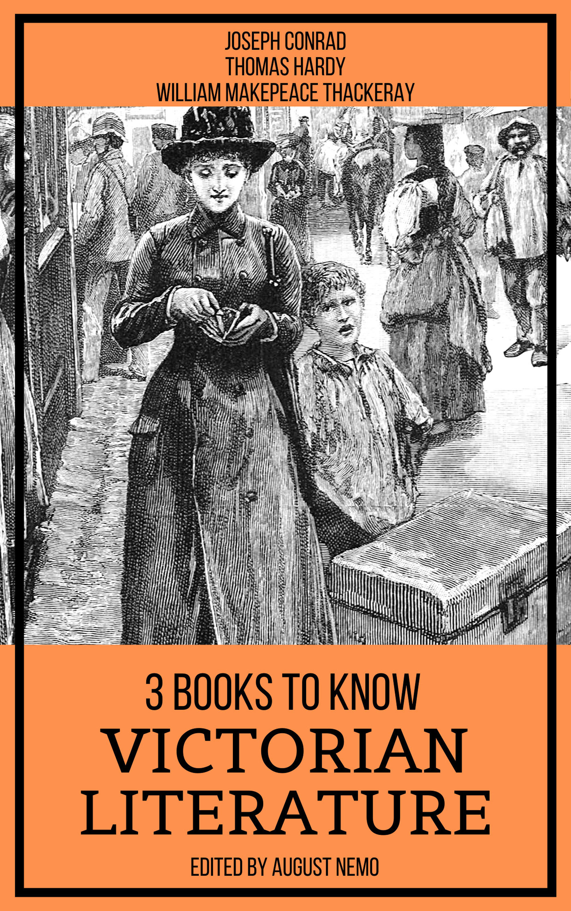 3 books to know victorian literature