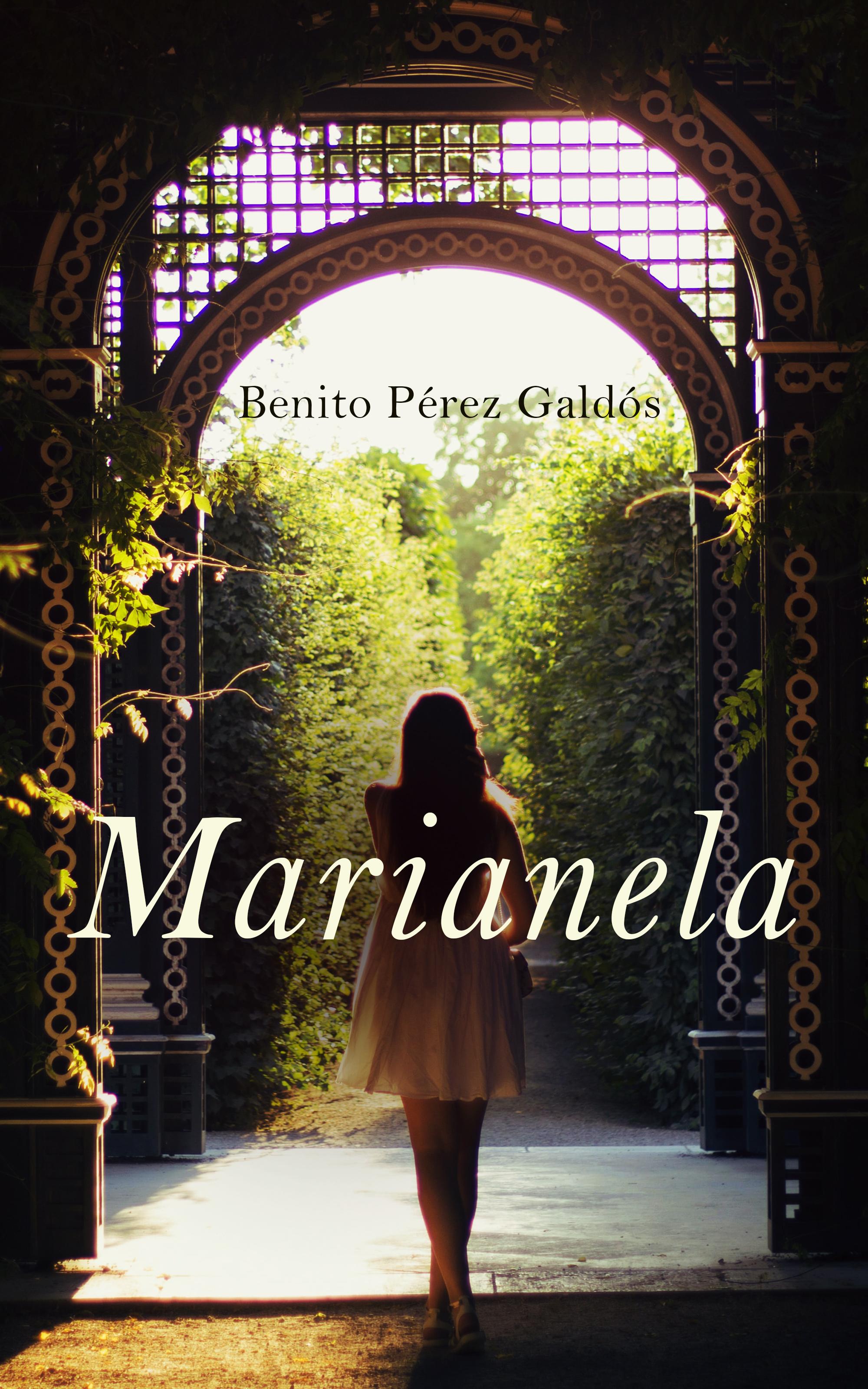 цена Benito Pérez Galdós Marianela онлайн в 2017 году