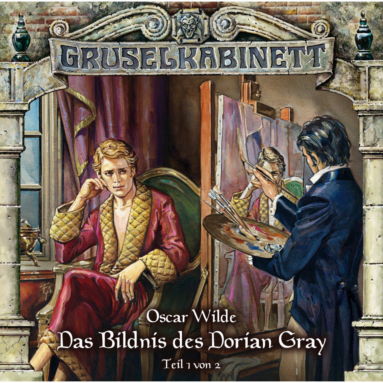 Oscar Wilde Gruselkabinett, Folge 36: Das Bildnis des Dorian Gray (Folge 1 von 2) wilde oscar the picture of dorian gray
