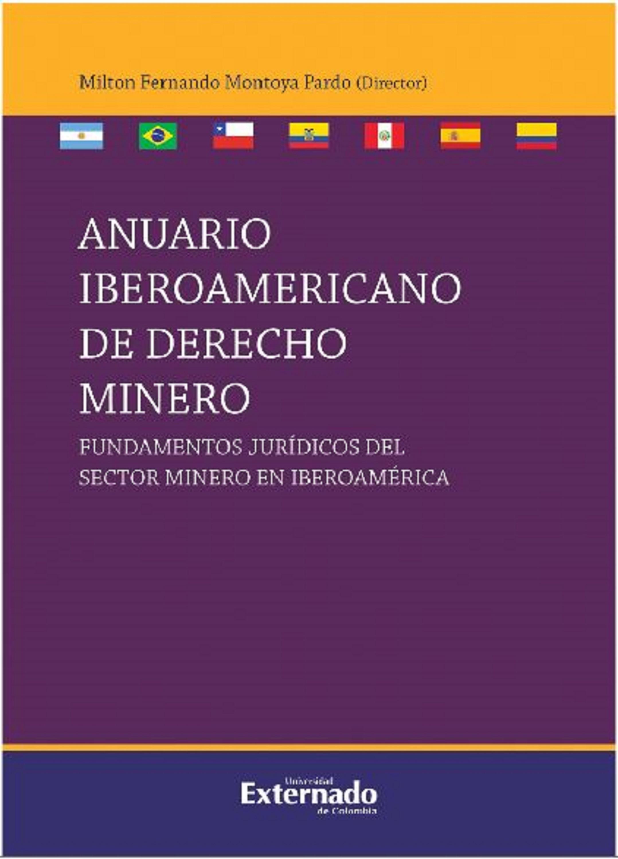 Varios autores Anuario iberoamericano de derecho minero