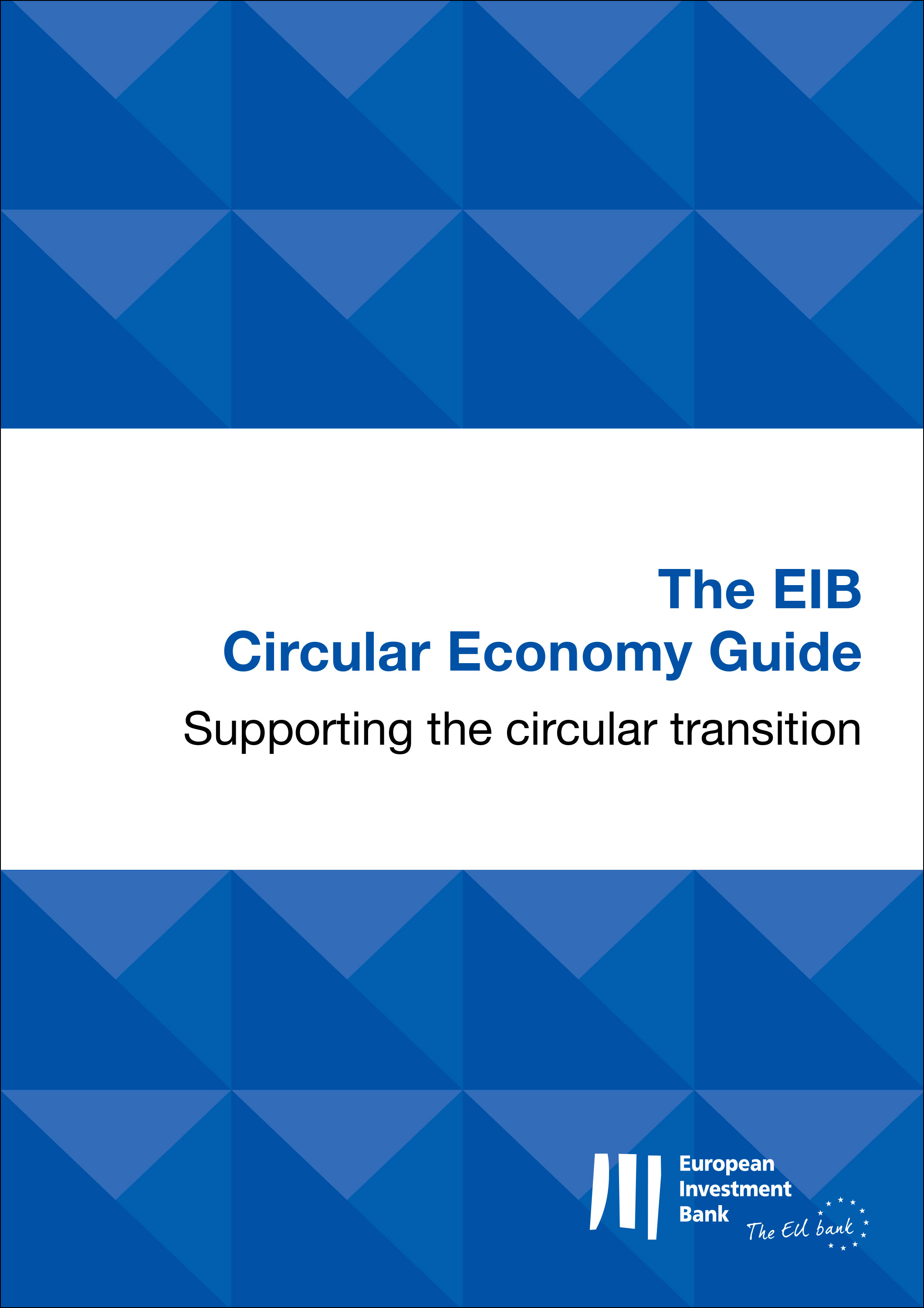 Отсутствует The EIB Circular Economy Guide the impact of tourism to rural economy of tanzania