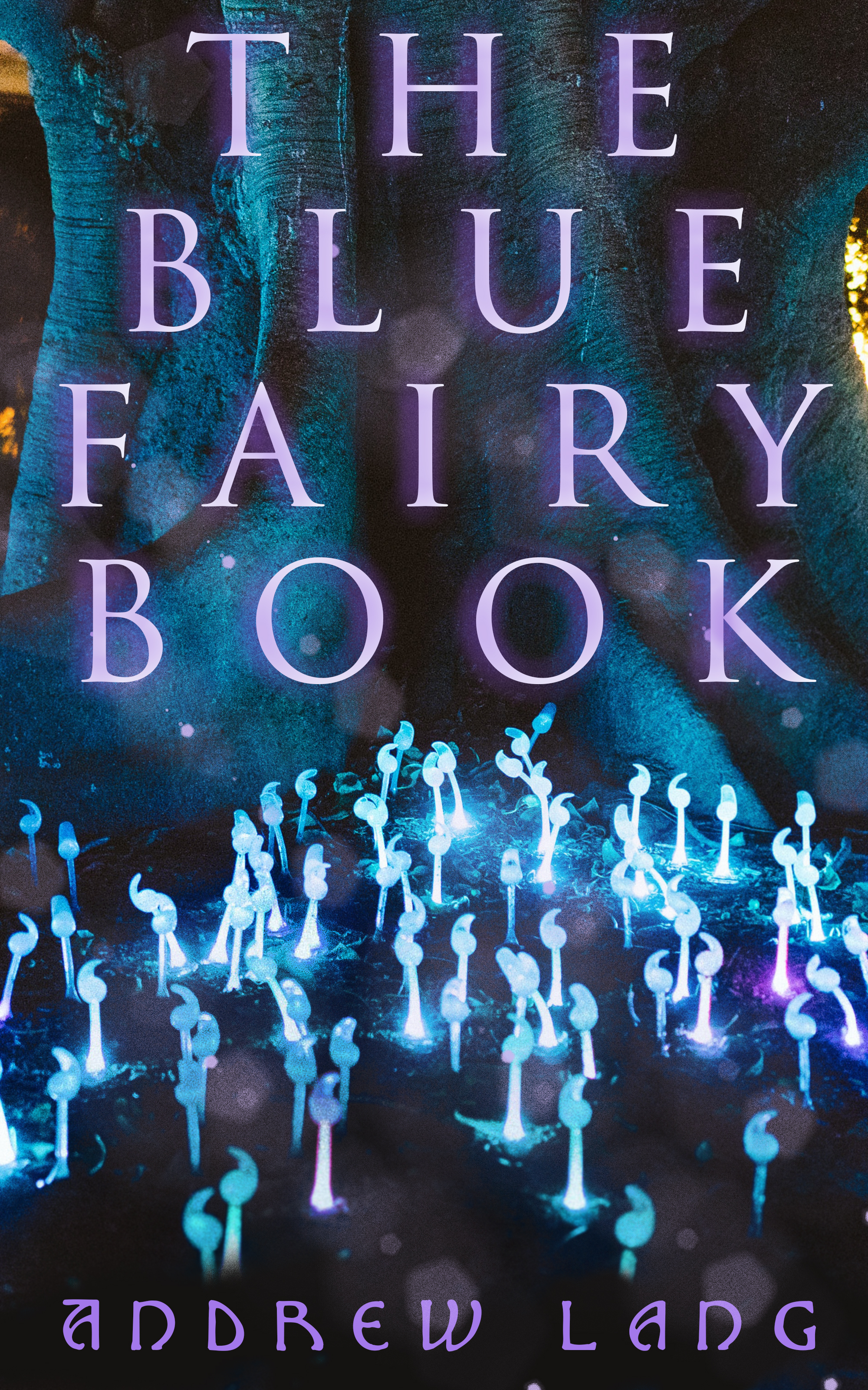 Andrew Lang The Blue Fairy Book the goldfinch