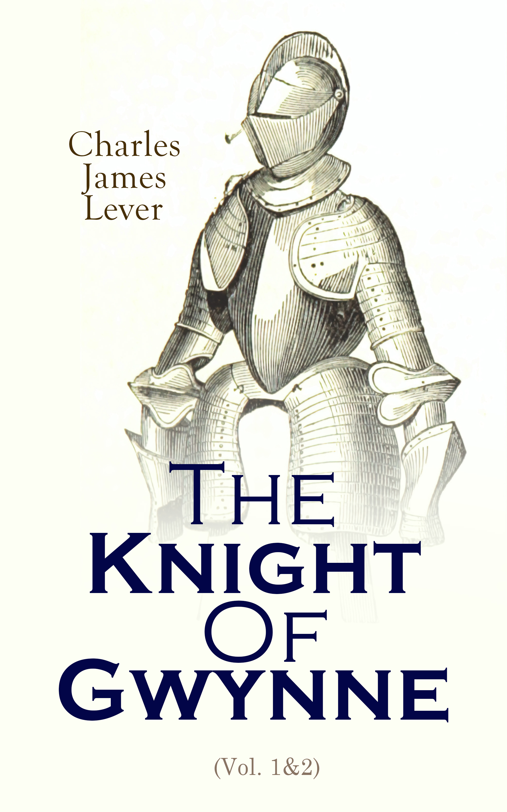 Charles James Lever The Knight Of Gwynne недорого