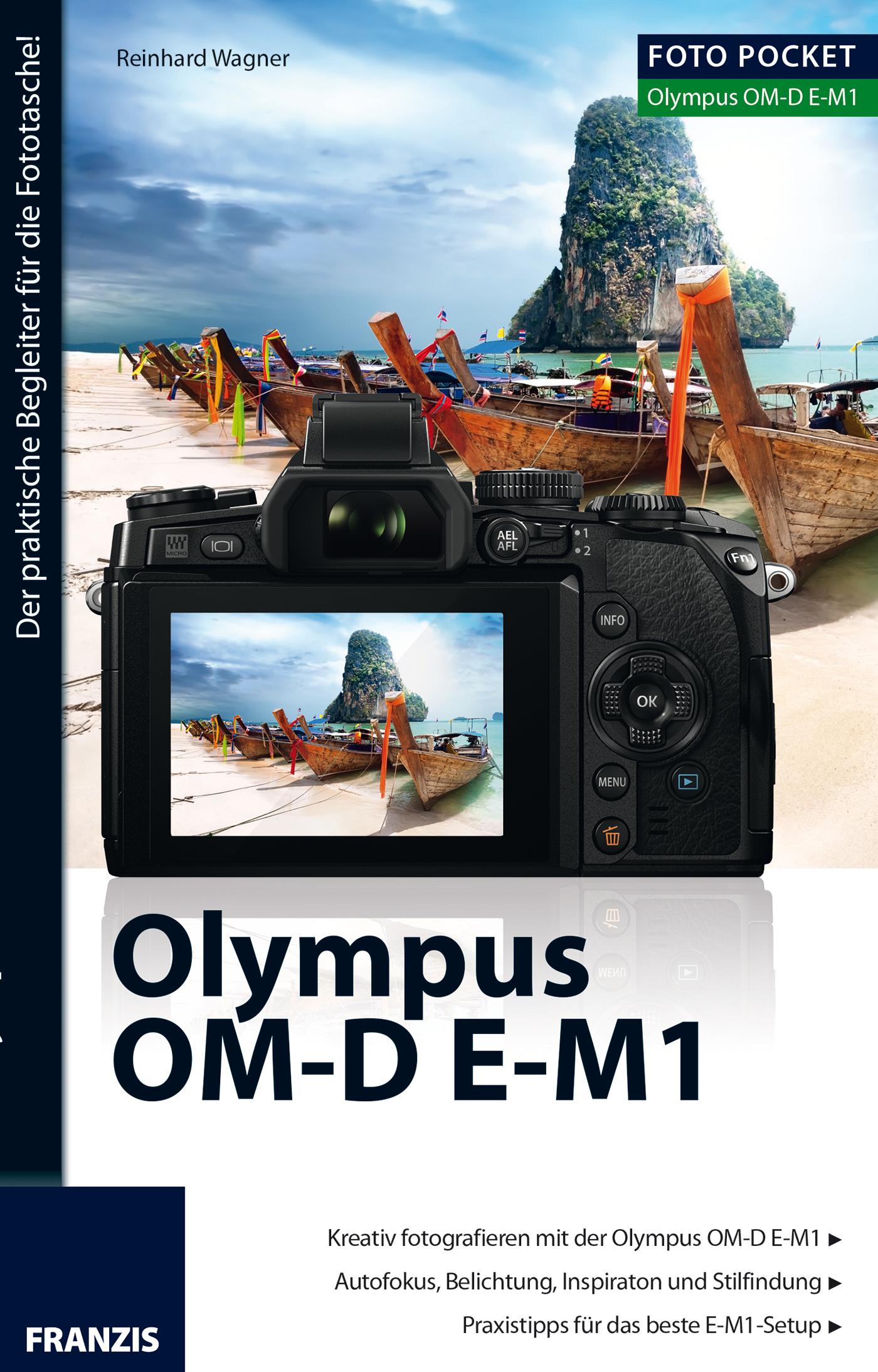 Wagner, Reinhard / Foto Pocket Olympus OM-D E-M1