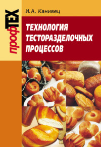 Обложка «Технология тесторазделочных процессов»
