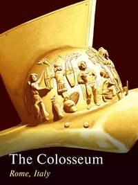 Обложка «The Colosseum. Rome, Italy»