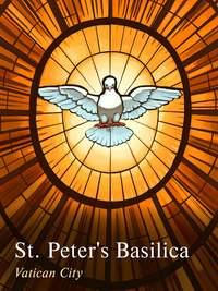 Обложка «St. Peter's Basilica. Vatican City»