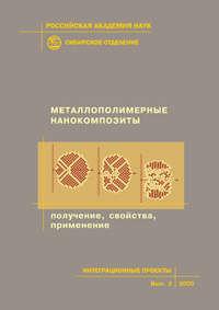Обложка «Металлополимерные нанокомпозиты. Получение, свойства, применение»