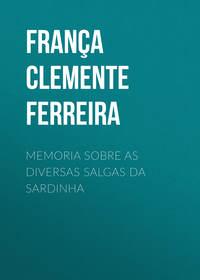 Обложка «Memoria sobre as diversas salgas da sardinha»