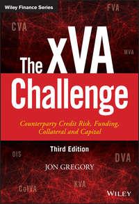 Обложка «The xVA Challenge»