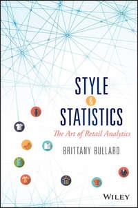 Обложка «Style and Statistics. The Art of Retail Analytics»