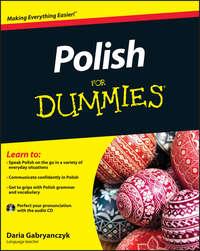 Обложка «Polish For Dummies»
