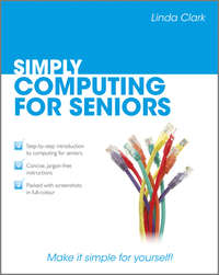 Обложка «Simply Computing for Seniors»