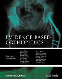 Обложка «Evidence-based Orthopedics»