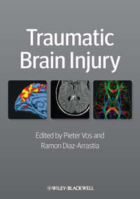 Обложка «Traumatic Brain Injury»