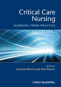 Обложка «Critical Care Nursing. Learning from Practice»