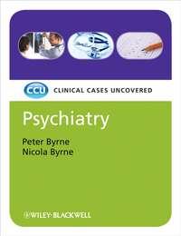 Обложка «Psychiatry, eTextbook. Clinical Cases Uncovered»
