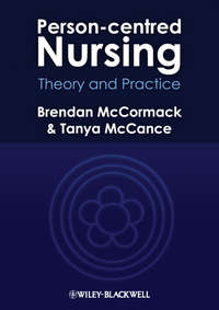 Обложка «Person-centred Nursing. Theory and Practice»