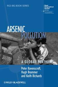 Обложка «Arsenic Pollution. A Global Synthesis»