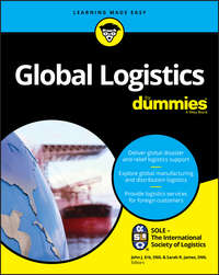 Обложка «Global Logistics For Dummies»