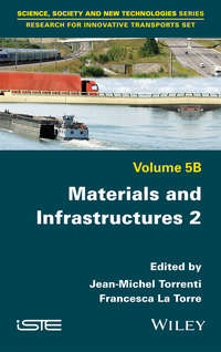 Обложка «Materials and Infrastructures 2»