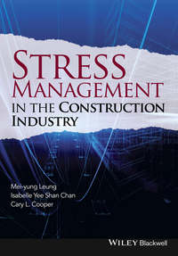 Обложка «Stress Management in the Construction Industry»
