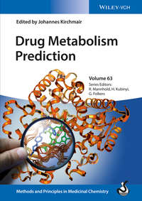 Обложка «Drug Metabolism Prediction»