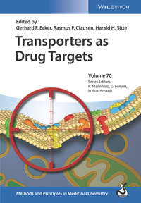 Обложка «Transporters as Drug Targets»