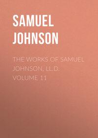 Обложка «The Works of Samuel Johnson, LL.D. Volume 11»