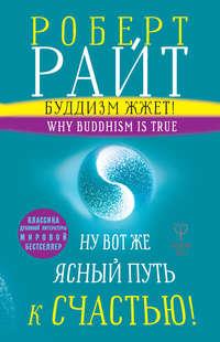 Обложка «Буддизм жжет! Ну вот же ясный путь к счастью! Нейропсихология медитации и просветления»