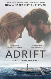 Обложка «Adrift: A True Story of Love, Loss and Survival at Sea»