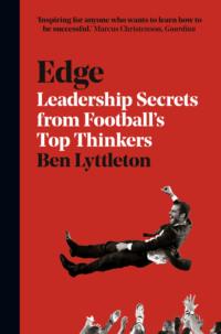 Обложка «Edge: Leadership Secrets from Footballs's Top Thinkers»