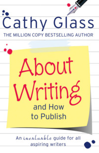 Обложка «About Writing and How to Publish»