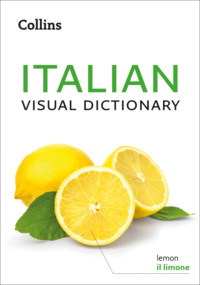 Обложка «Collins Italian Visual Dictionary»