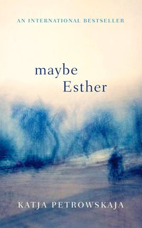 Обложка «Maybe Esther»