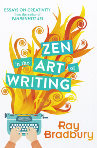 Обложка «Zen in the Art of Writing»