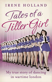 Обложка «Tales of a Tiller Girl»