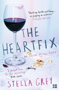 Обложка книги «The Heartfix: An Online Dating Diary»