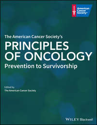 Обложка «The American Cancer Society's Principles of Oncology. Prevention to Survivorship»