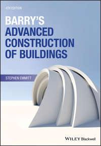 Обложка «Barry's Advanced Construction of Buildings»
