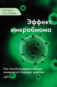 Обложка «Эффект микробиома»