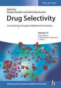Обложка «Drug Selectivity. An Evolving Concept in Medicinal Chemistry»