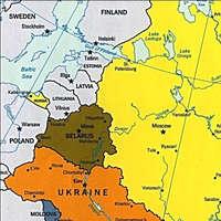 Обложка «Украинский кризис в контексте отношений России и Запада»