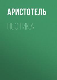 Обложка «Поэтика»