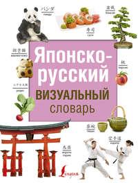 Обложка «Японско-русский визуальный словарь»