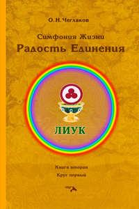 Обложка «Симфония Жизни. Радость Единения. Книга вторая. Круг первый»