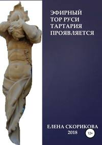 Обложка «Эфирный тор Руси – Тартария проявляется»
